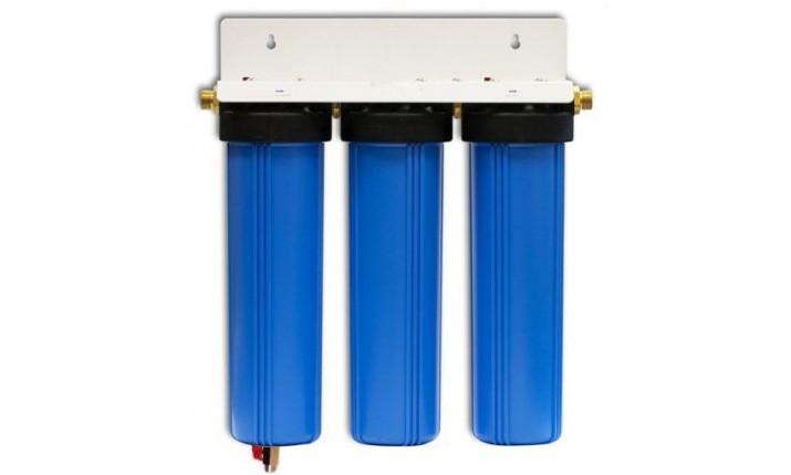 Фильтр для очистки воды на дачу и частный дом Атезиан омега 3.